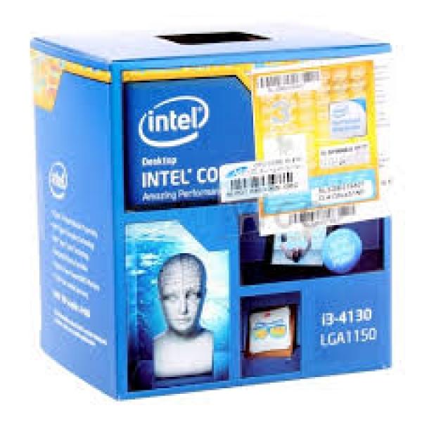 Intel Core i3-4130 (3M Cache, 3.40 GHz)