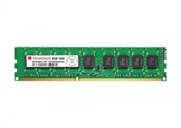 Ram Strontium DDR3 8GB bus 1600MHz