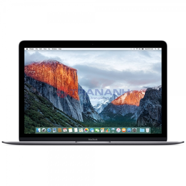 APPLE MACBOOK MLH72ZP/A-256GB - XÁM