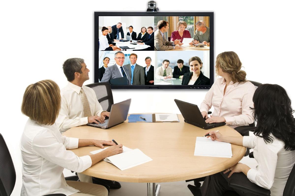 Phòng họp trực tuyến aver