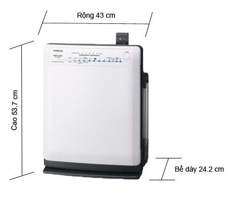 Máy lọc không khí hiatchi EP-A5000