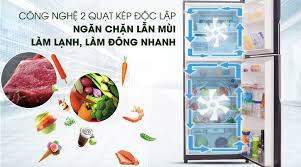 Tủ lạnh Hitachi R-FG510PGV8(GBK) inverter 406 lít